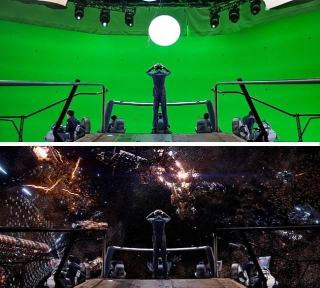 Технические спецэффекты в фотографии